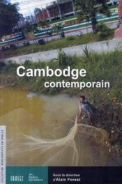 Vente livre :  Cambodge contemporain  - Alain Forest
