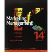 Vente livre :  Marketing management (14e édition)  - Philip Kotler - Kevin Keller - Delphine Manceau