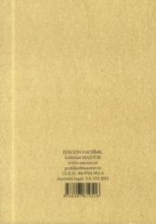 Cartulaire général de l'ordre du Temple ; 1119?-1150 - 4ème de couverture - Format classique