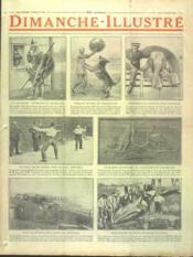 Dimanche Illustre N°181 du 15/08/1926 - Couverture - Format classique