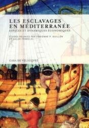 Esclavages En Mediterranee - Couverture - Format classique