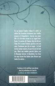 Carabosse ; la légende des cinq royaumes - 4ème de couverture - Format classique