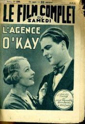 Le Film Complet Du Samedi N° 1126 - 11e Annee - L'Agence O'Kay - Couverture - Format classique