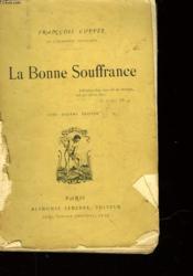La Bonne Souffrance - Couverture - Format classique