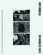 Vente livre :  The making of exiles  - Clement Cheroux - Josef Koudelka