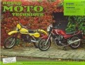 Rmt 43.1 Suzuki 125 Rm-Pe 175/Yamaha Xj 650 (81/84) - Couverture - Format classique