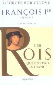 François Ier - Intérieur - Format classique