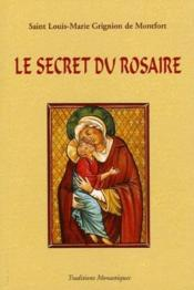 Le secret du rosaire - Couverture - Format classique