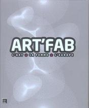 Art'fab ; l'art, la femme, l'europe - Intérieur - Format classique