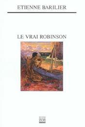 Vrai Robinson (Le) - Intérieur - Format classique