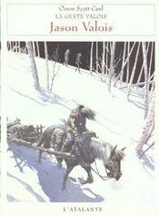 Jason Valois - Intérieur - Format classique