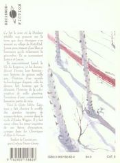 Jason Valois - 4ème de couverture - Format classique