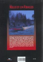 Mille Et Un Virages 2004 ; Championnat Du Monde Des Rallyes - 4ème de couverture - Format classique
