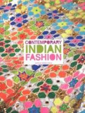 Vente livre :  Contemporary indian fashion  - Federico Rocca - Collectif