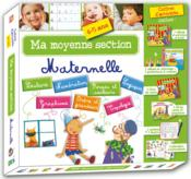Vente livre :  Coffret Ma Moyenne Section Maternelle  - Collectif