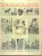 Dimanche Illustre N°187 du 26/09/1926 - Couverture - Format classique
