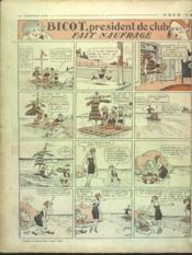Dimanche Illustre N°187 du 26/09/1926 - 4ème de couverture - Format classique