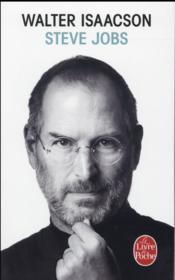 Steve Jobs - Couverture - Format classique