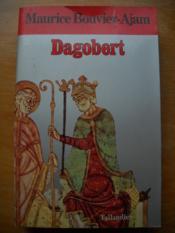 Dagobert - Couverture - Format classique