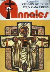Annales D'Issoudun, Fraternite Notre-Dame Du Sacre Choeur, N° De Mars 1986. Chemin De Croix D'Un Cancereux. - Couverture - Format classique