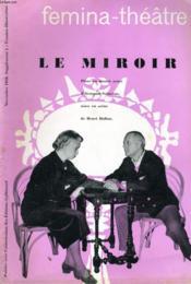 Femina-Theatre - Le Miroir - Couverture - Format classique