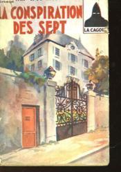 La Conspiration Des Sept - N°36 - Couverture - Format classique