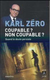 Vente  Coupable ? non coupable ?  - Karl Zero