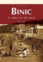 Binic - Couverture - Format classique