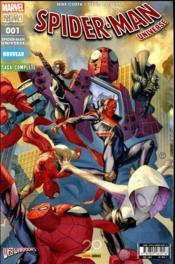 Vente livre :  SPIDER-MAN UNIVERSE N.1 ; Web Warriors  - Baldeon-D - David Baldeon - Spider-Man Universe