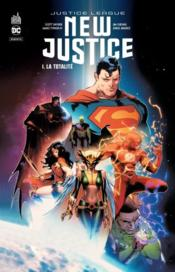 Vente  New justice T.1 ; la totalité  - James Iv Tynion - James Tynion Iv - Scott Snyder - Jorge Jimenez - Collectif