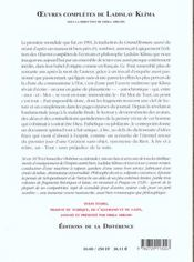 Tout ; écrits intimes 1909-1927 - 4ème de couverture - Format classique