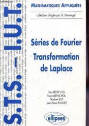 Series De Fourier Transformation De Laplace - Couverture - Format classique