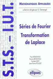 Series De Fourier Transformation De Laplace - Intérieur - Format classique