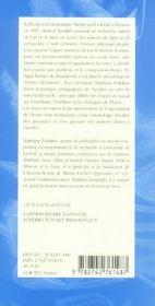 Anatoli Vassiliev, L'Art De La Composition - 4ème de couverture - Format classique