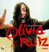 Olivia Ruiz, l'oiseau piment - Intérieur - Format classique