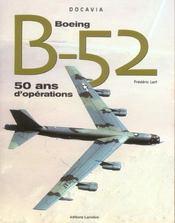 B-52, 50 Ans D'Operations - Intérieur - Format classique