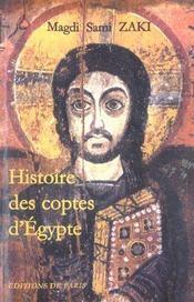 Histoire Des Coptes D'Egypte - Intérieur - Format classique