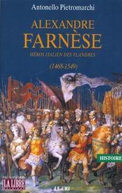 Alexandre Farmese ; 1468-1549 - Intérieur - Format classique
