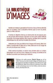 Bibliothèque d'images - 4ème de couverture - Format classique