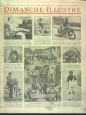 Dimanche Illustre N°189 du 10/10/1926 - Couverture - Format classique