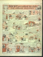 Dimanche Illustre N°189 du 10/10/1926 - 4ème de couverture - Format classique