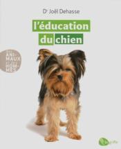 L'éducation du chien - Couverture - Format classique
