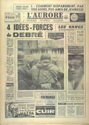 Aurore (L') N°5366 du 05/12/1961 - Couverture - Format classique