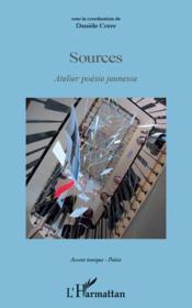 Sources ; atelier poésie jeunesse - Couverture - Format classique