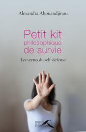 Petit kit philosophique de survie - Couverture - Format classique
