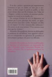 Petit kit philosophique de survie - 4ème de couverture - Format classique