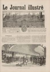 Journal Illustre (Le) N°338 du 31/07/1870 - Couverture - Format classique