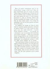 La Valise Trouvee ; Edition Brochee - 4ème de couverture - Format classique