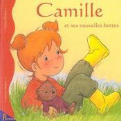 Camille et ses nouvelles bottes - Intérieur - Format classique