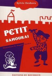 Petit samouraï - Intérieur - Format classique
